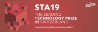 Nous sommes finaliste du Swiss Technology Award 2019!